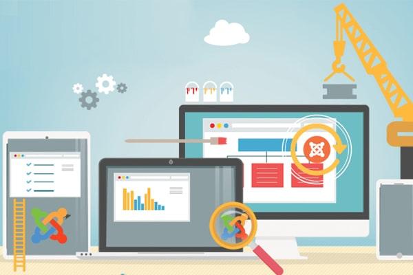 build your business website