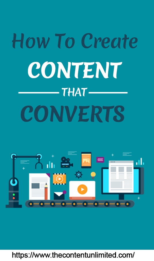 tips to create content that converts