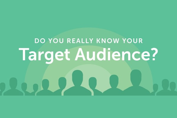 find target audience