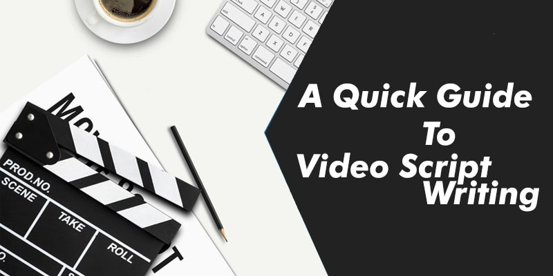 guide to do video script writing