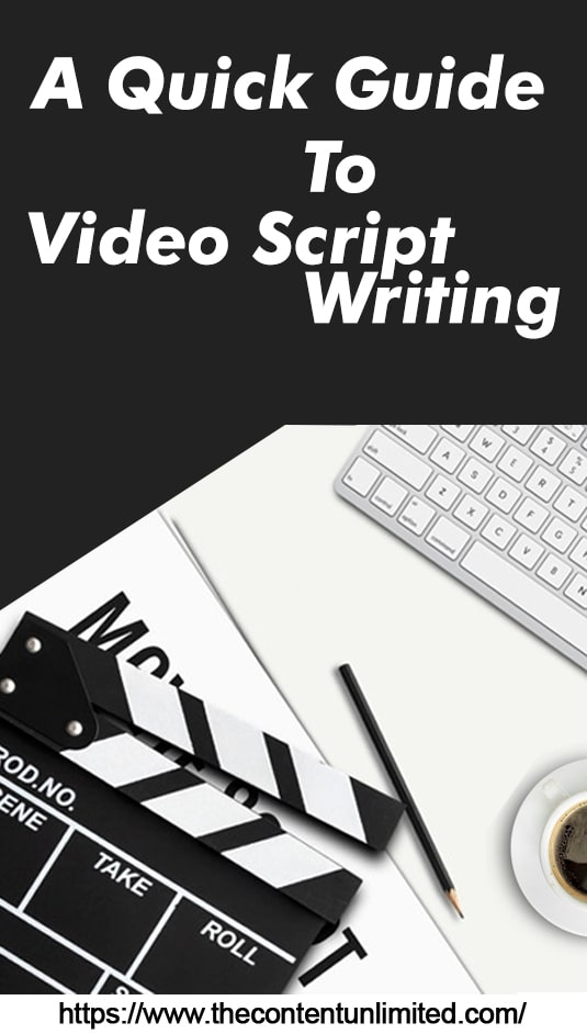 learn video script writing