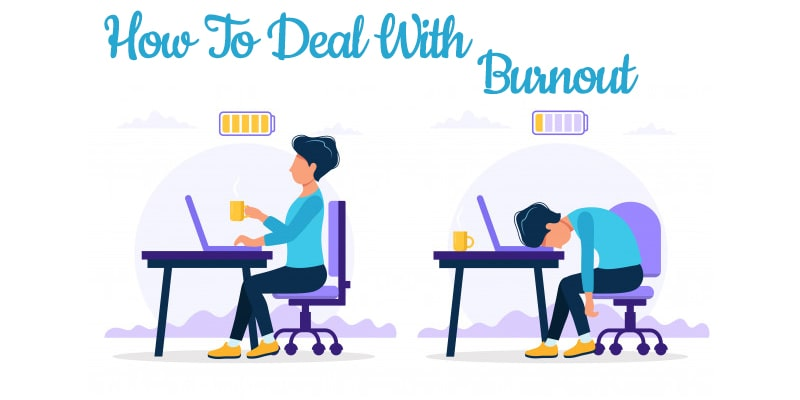 how to overcome writer's burnout