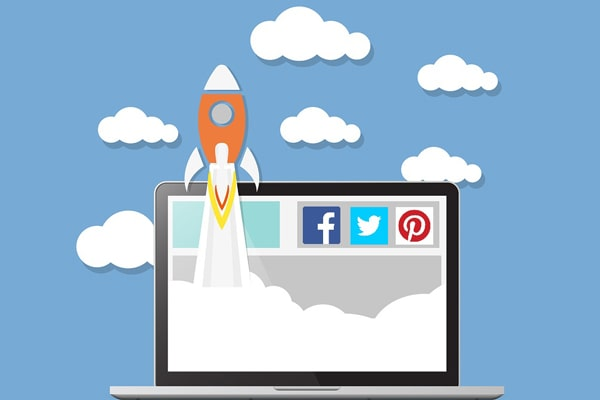 skyrocket your social media presence