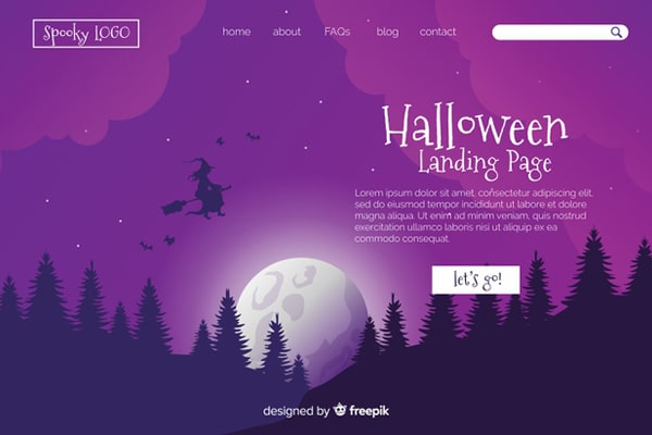 theme up your website