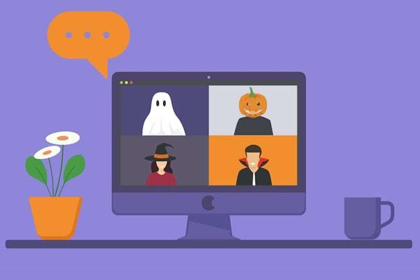 virtual theme parties